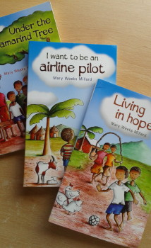 Rwanda series books