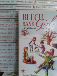 Beech Bank Girls, Christmas is Coming! Christian book for girls