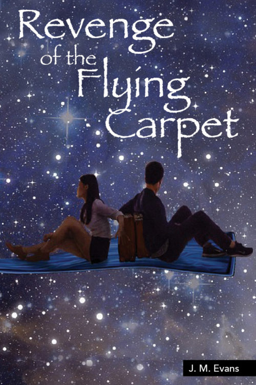 Revenge of the Flying Carpet front cover