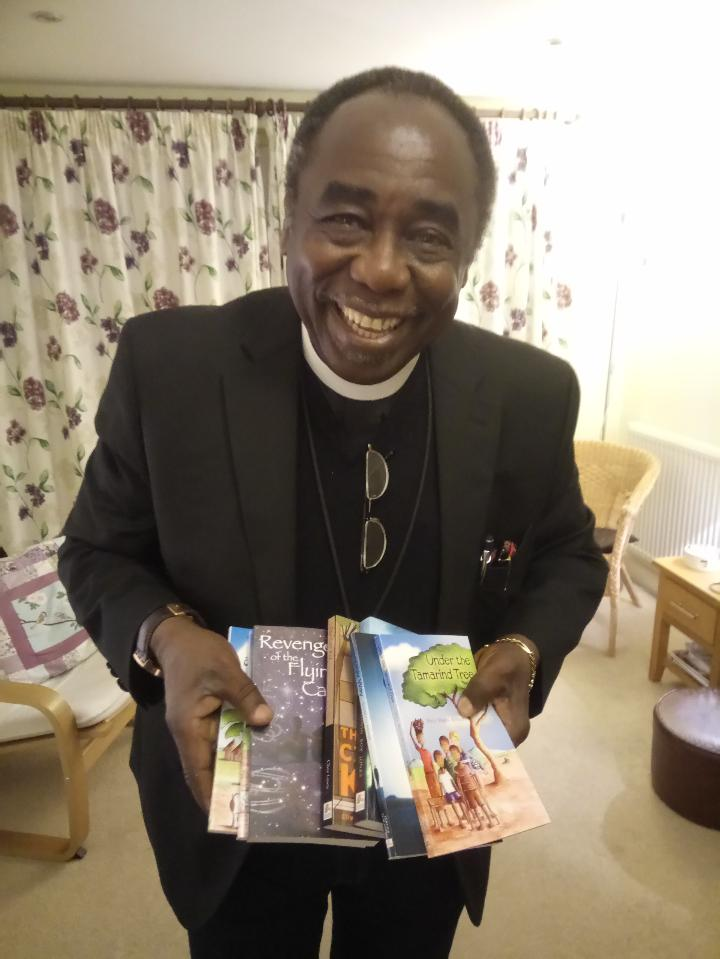 Our books have arrived in Nigeria!