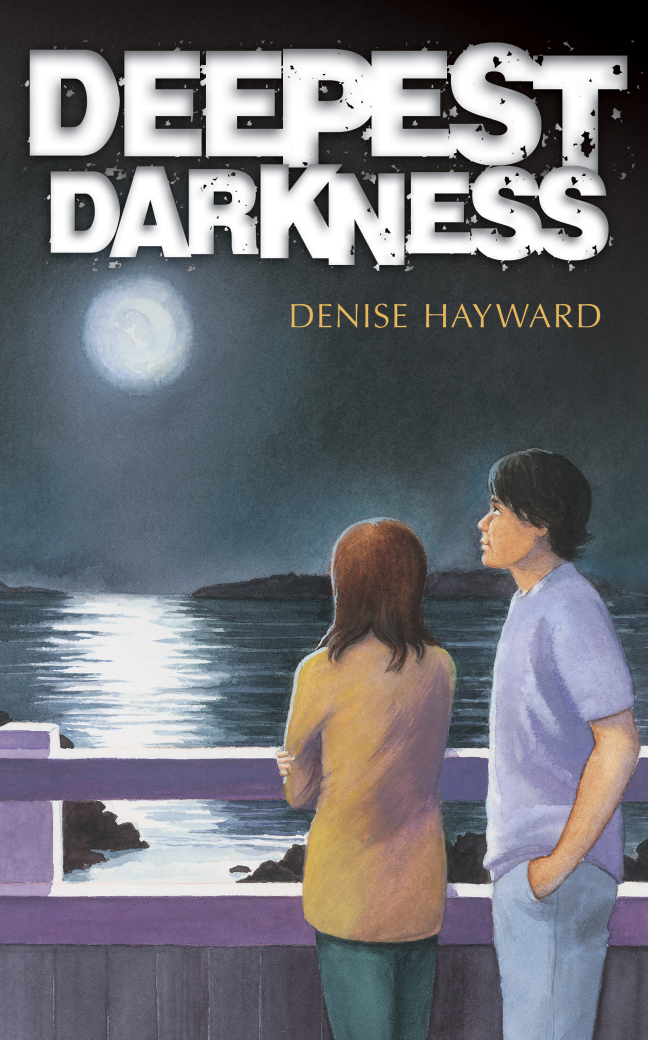 Deepest Darkness, Christian fiction title from Dernier Publishing for 8-11s.