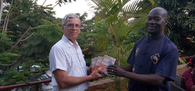 More Books To Uganda!