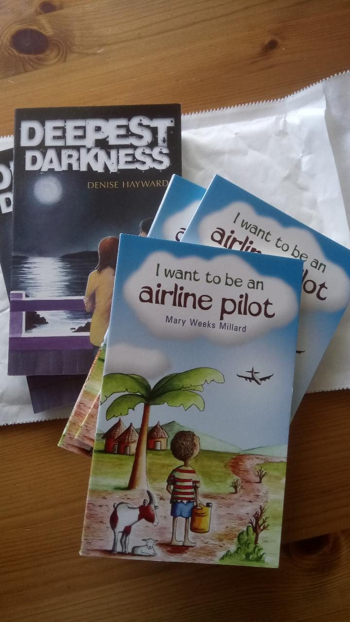 I Want to Be an Airline Pilot and Deepest Darkness