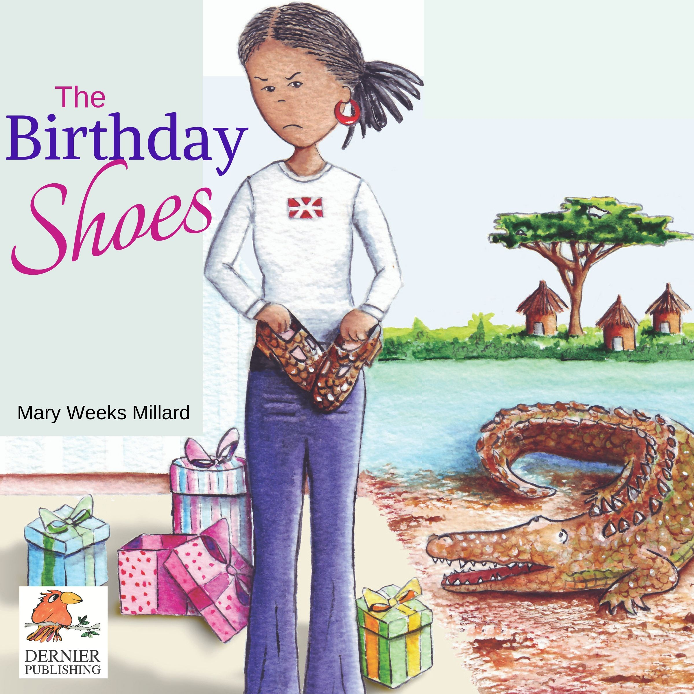 The Birthday Shoes on Audio