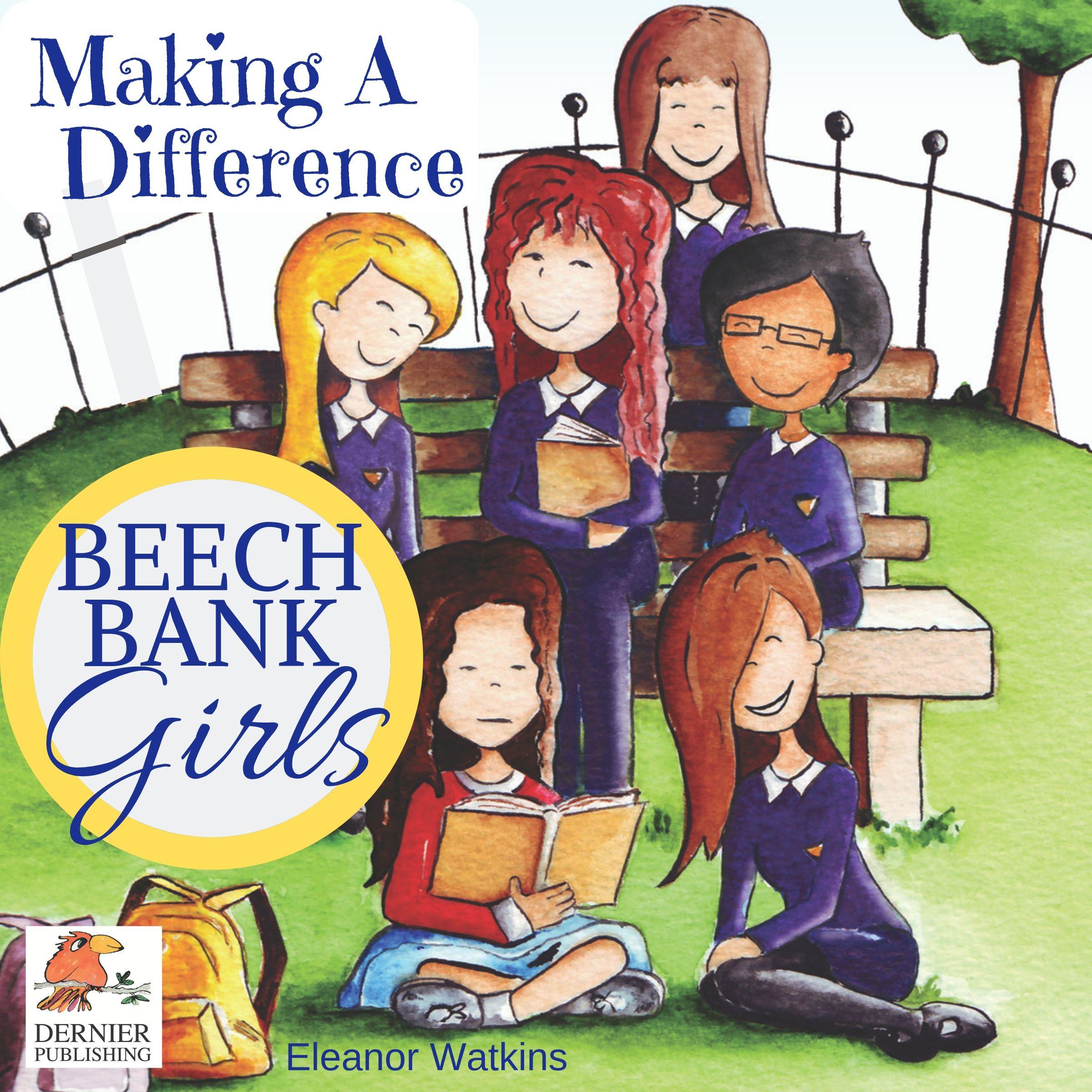Beech Bank Girls audio book cover