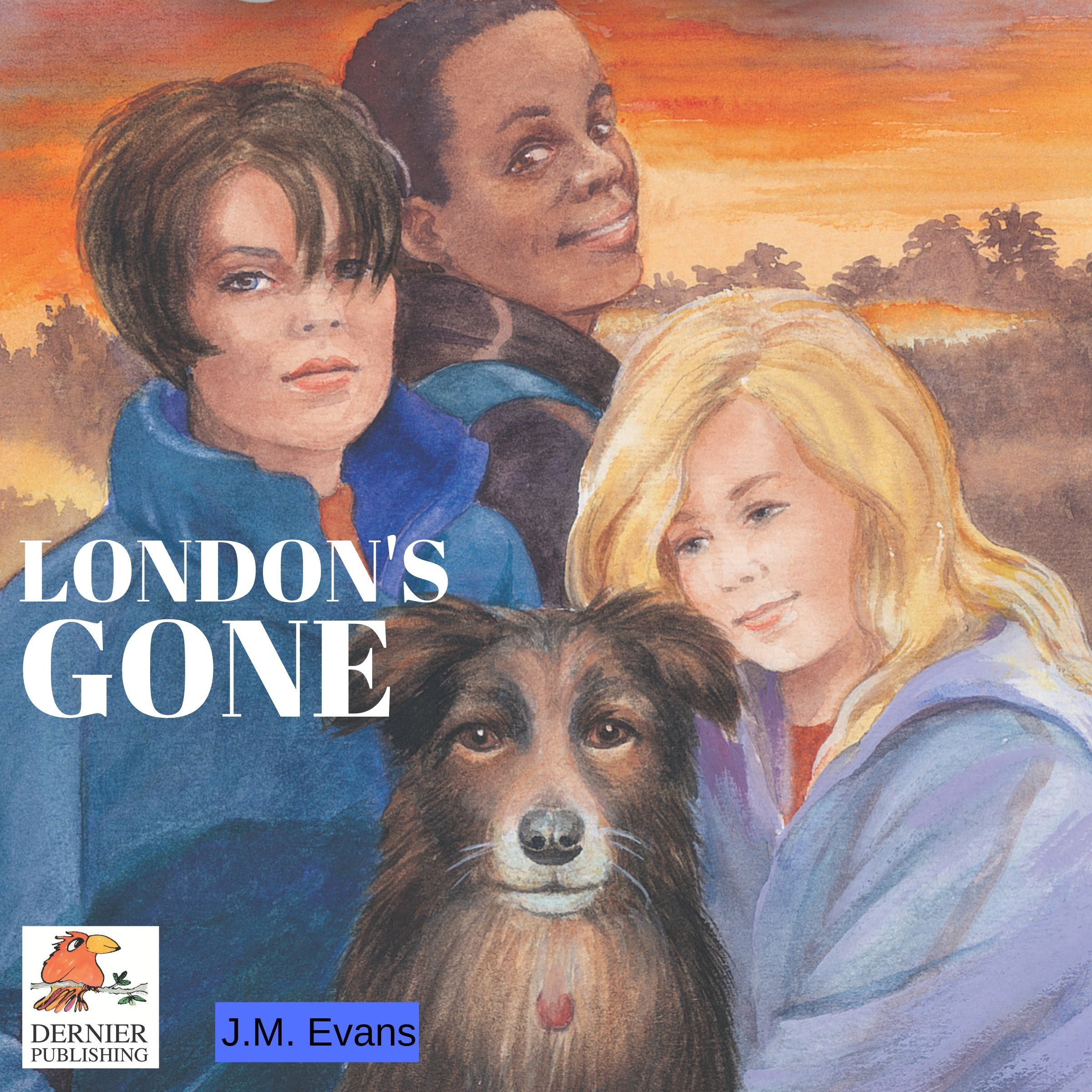 London's Gone audiobook cover